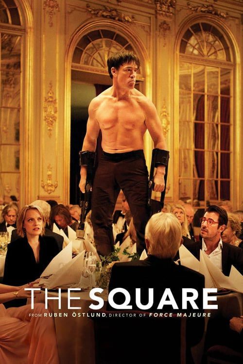 The Square - Movie Poster