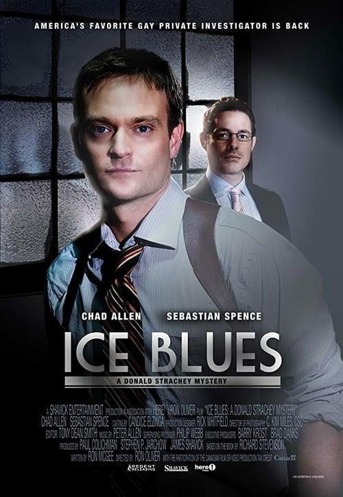 Ice Blues - Movie Poster