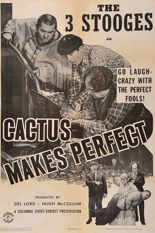 Cactus Makes Perfect - Movie Poster