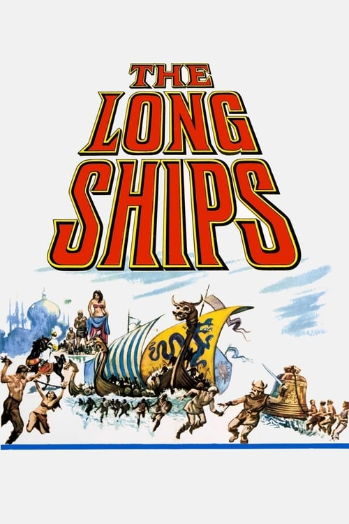 The Long Ships - Movie Poster