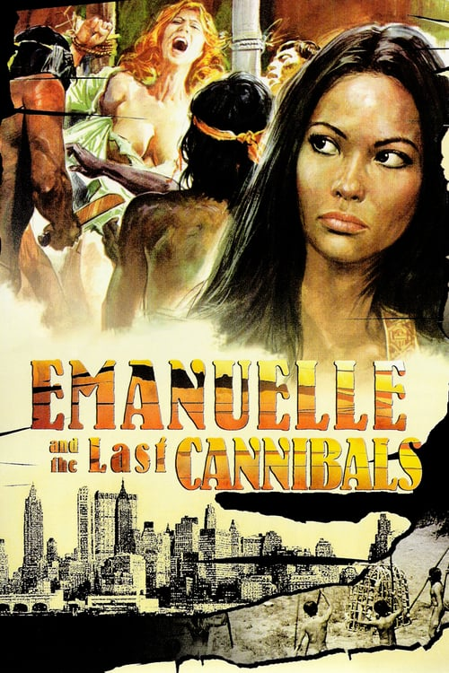 Emanuelle and the Last Cannibals - Movie Poster
