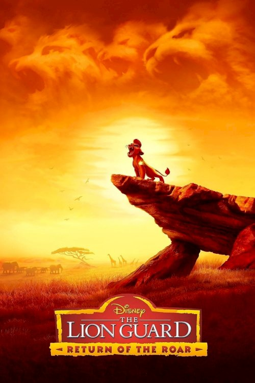The Lion Guard: Return of the Roar - Movie Poster