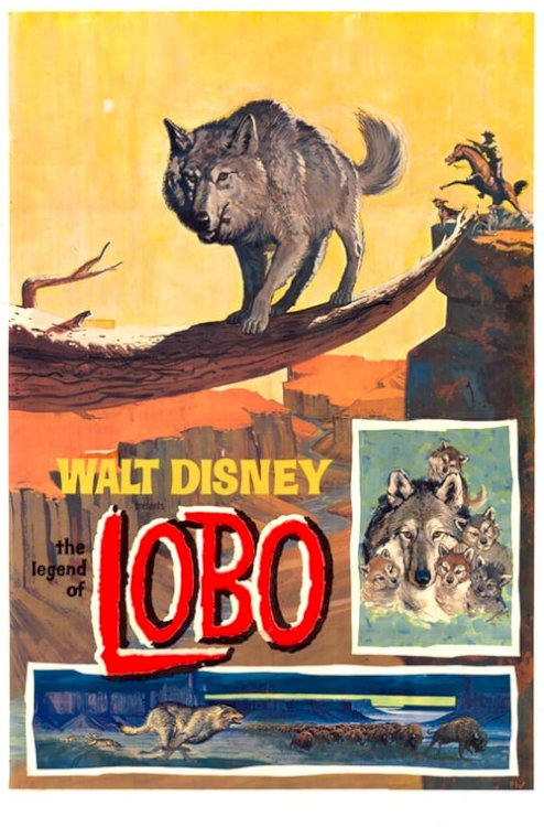 The Legend of Lobo - Movie Poster