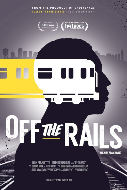 Off the Rails - Movie Poster