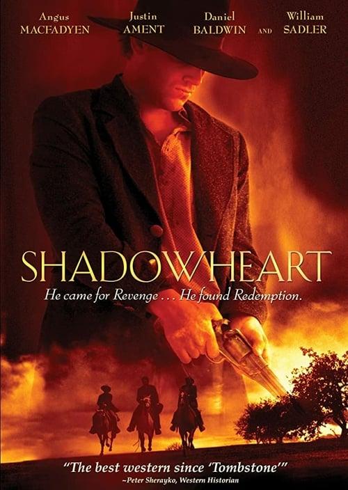 Shadowheart - Movie Poster