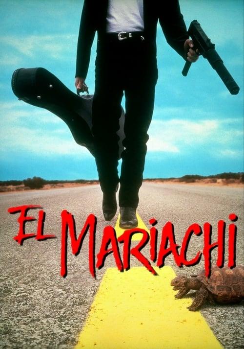 El Mariachi - Movie Poster