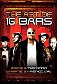 The Art of 16 Bars: Get Ya' Bars Up - Movie Poster