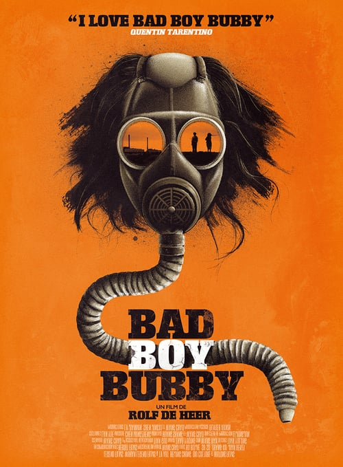 Bad Boy Bubby - Movie Poster