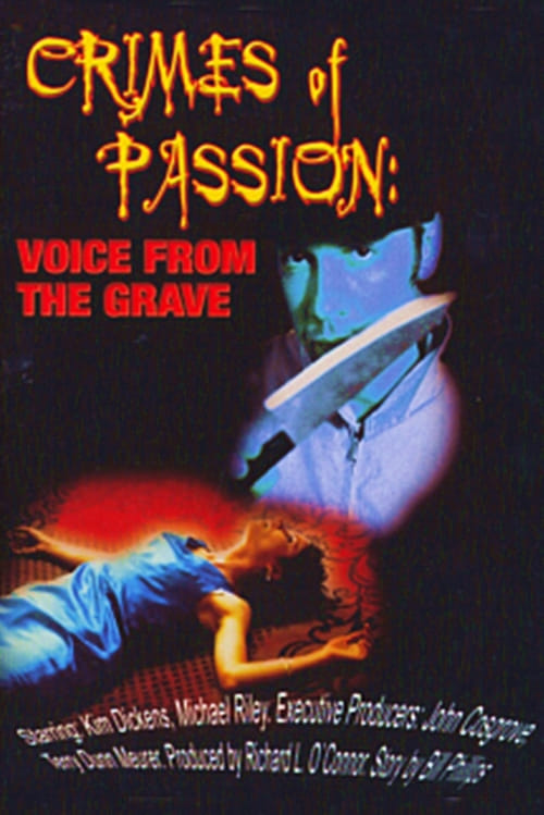 Voice from the Grave - Movie Poster