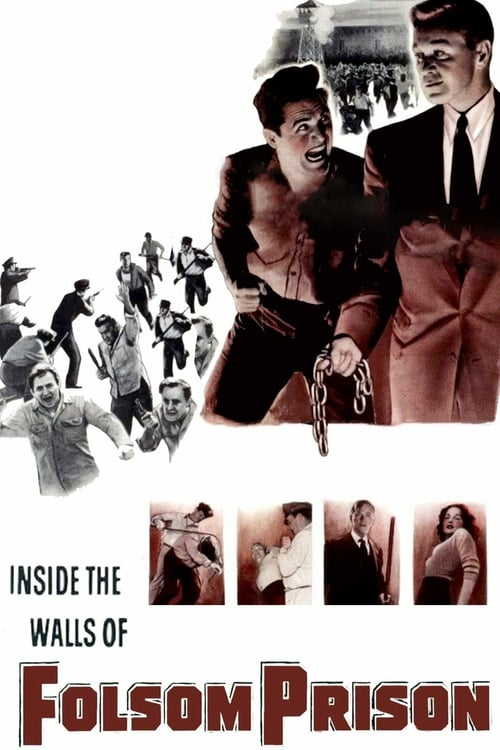 Inside the Walls of Folsom Prison - Movie Poster