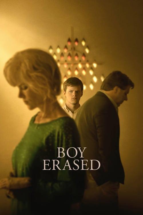 Boy Erased - Movie Poster