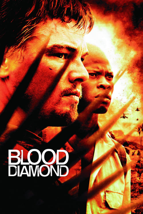 Blood Diamond - Movie Poster