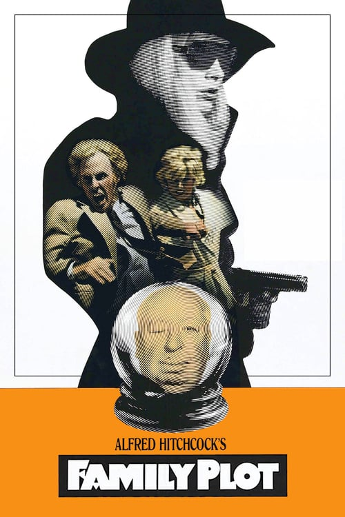 Family Plot - Movie Poster