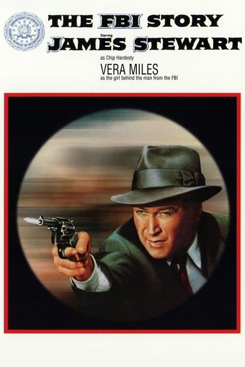 The FBI Story - Movie Poster