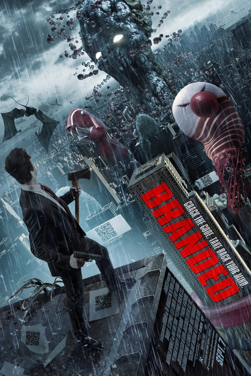 Branded - Movie Poster