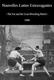 The Fat and Lean Wrestling Match - Movie Poster