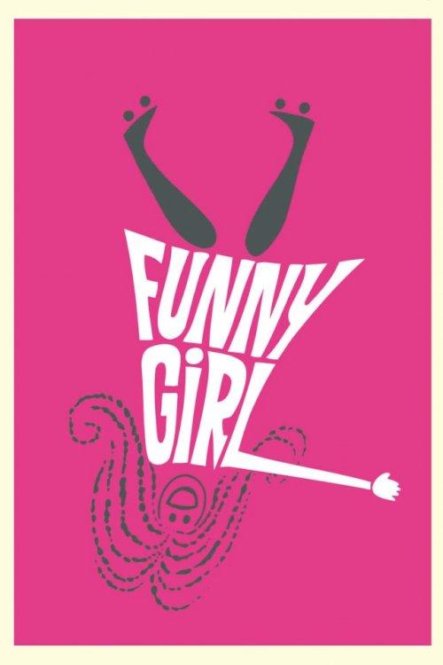 Funny Girl - Movie Poster