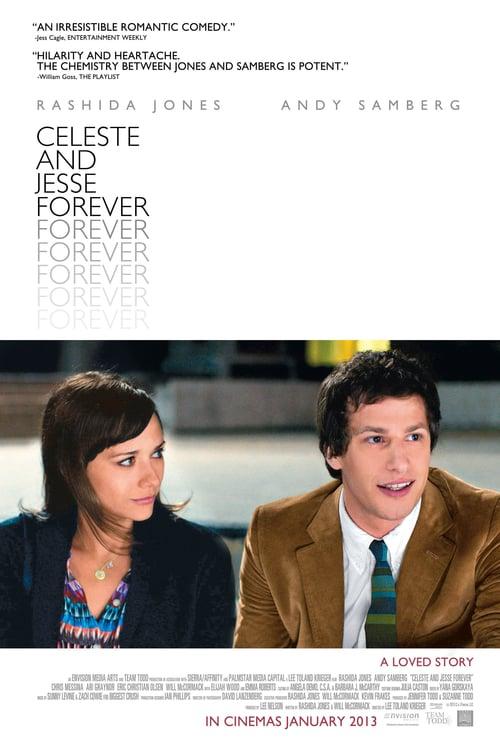 Celeste & Jesse Forever - Movie Poster