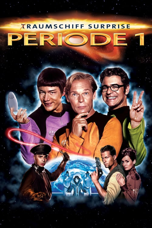 (T)Raumschiff Surprise - Periode 1 - Movie Poster