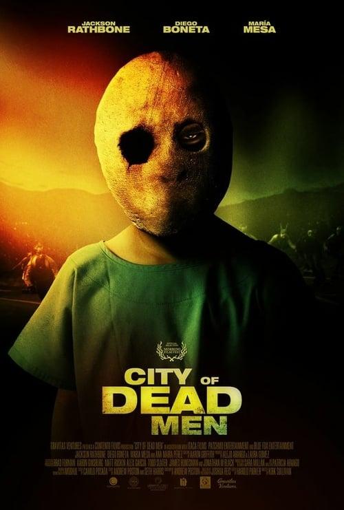 City of Dead Men - Movie Poster