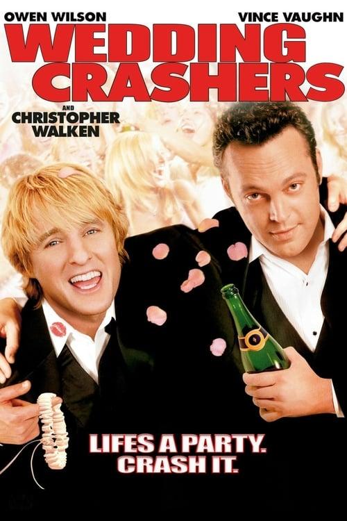 Wedding Crashers - Movie Poster