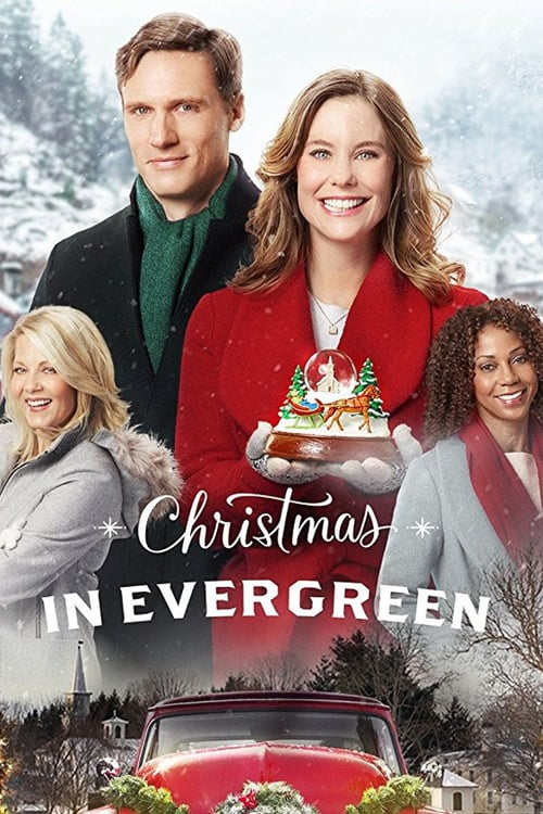 Christmas in Evergreen - Movie Poster