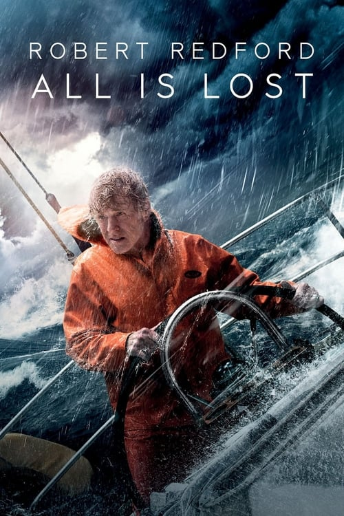 All Is Lost - Movie Poster