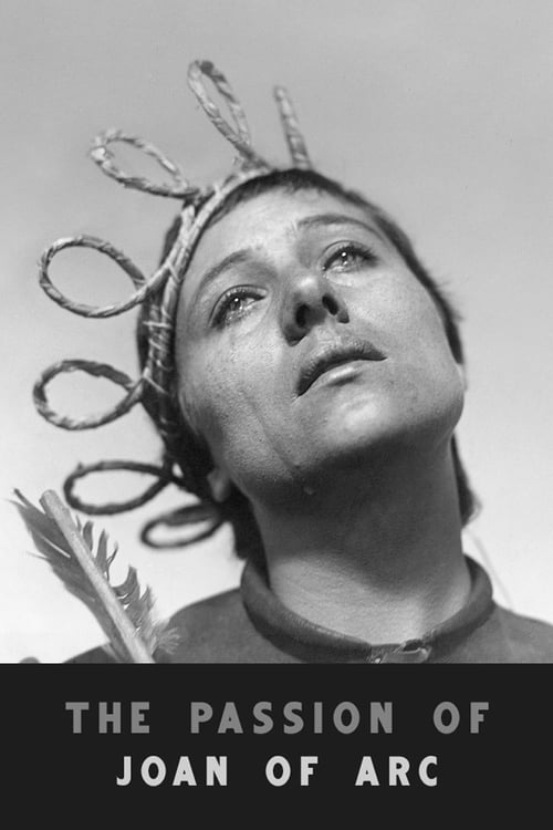 The Passion of Joan of Arc - Movie Poster