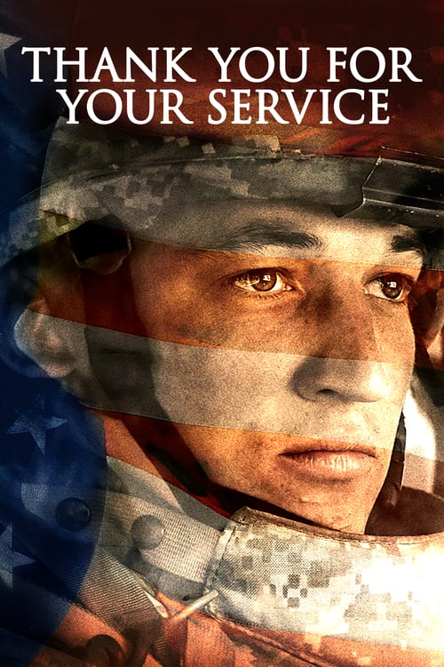 Thank You for Your Service - Movie Poster