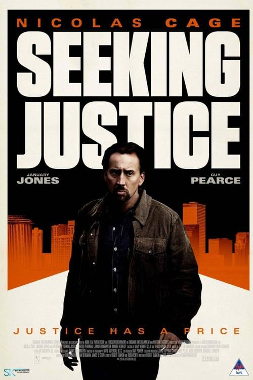 Seeking Justice - Movie Poster