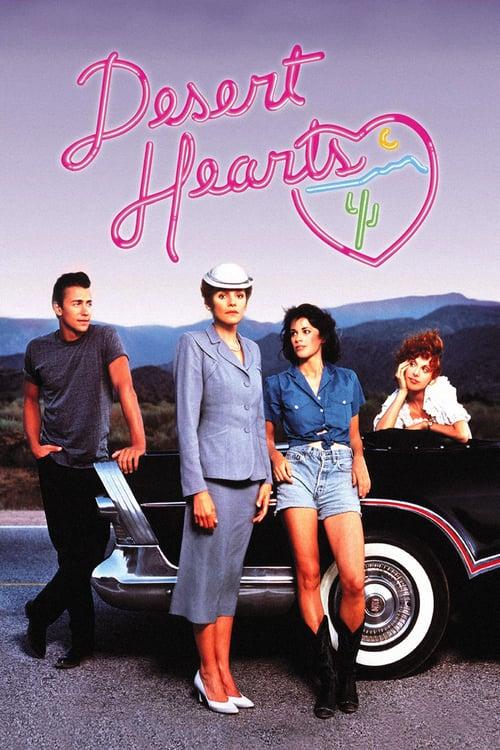Desert Hearts - Movie Poster