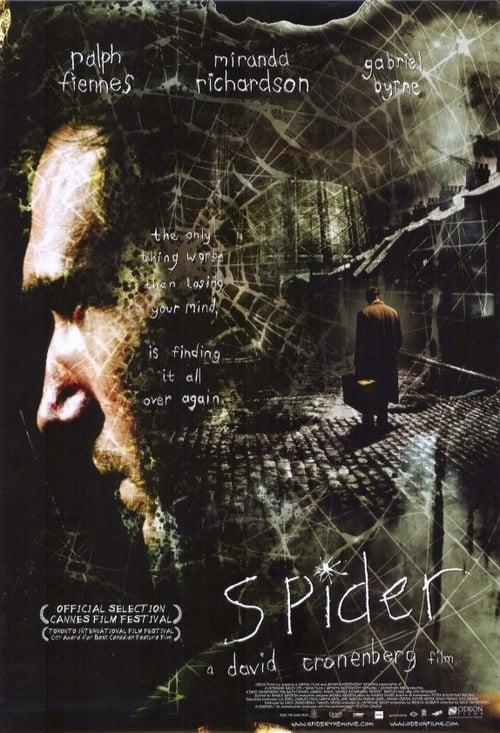 Spider - Movie Poster