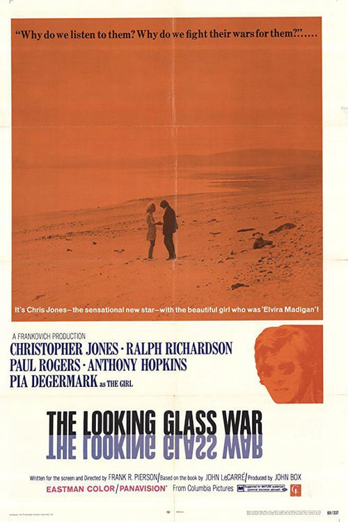 The Looking Glass War - Movie Poster