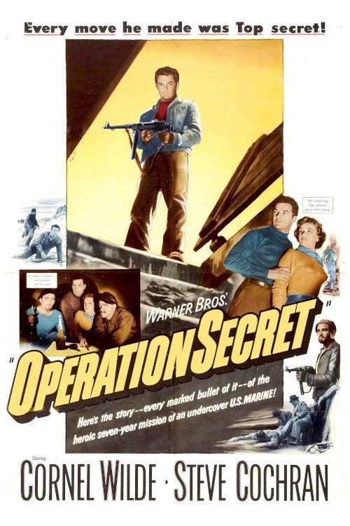 Operation Secret - Movie Poster