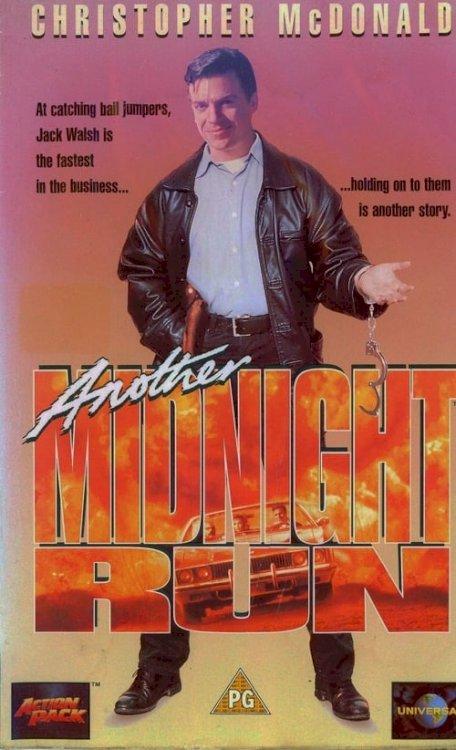 Another Midnight Run - Movie Poster