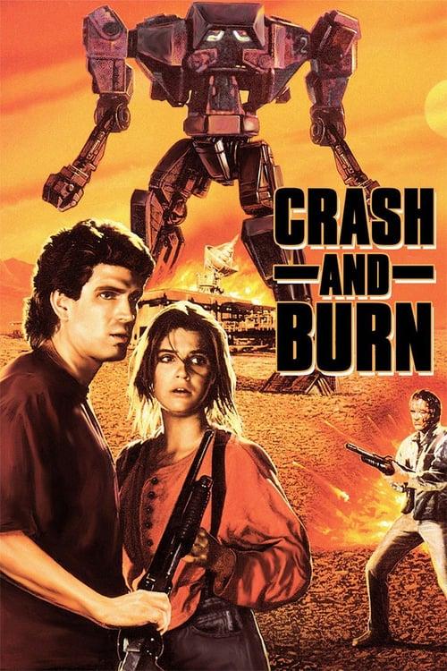 Crash and Burn - Movie Poster