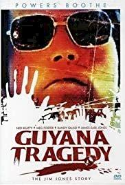 Guyana Tragedy: The Story of Jim Jones - Movie Poster