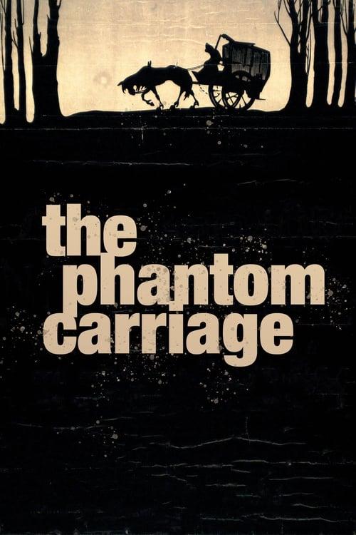 The Phantom Carriage - Movie Poster