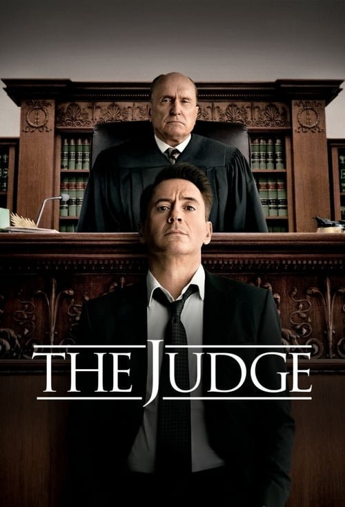 The Judge - Movie Poster