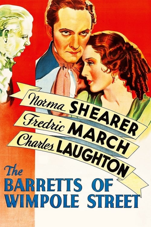 The Barretts of Wimpole Street - Movie Poster