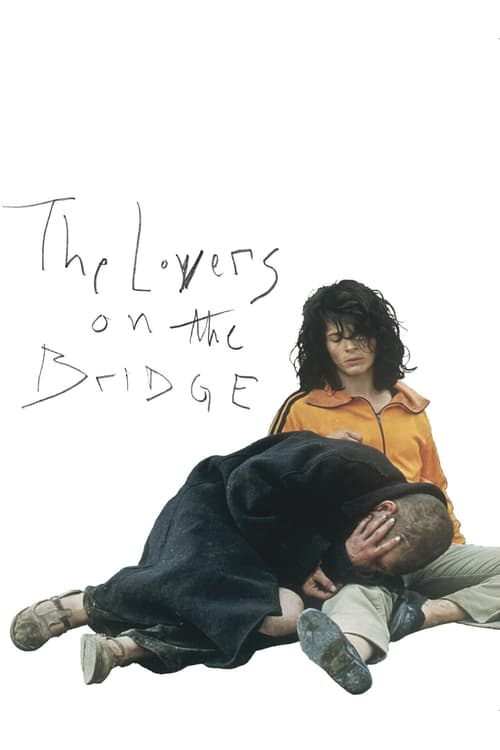 The Lovers on the Bridge - Movie Poster