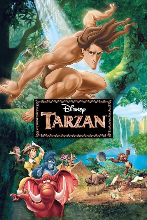 Tarzan - Movie Poster