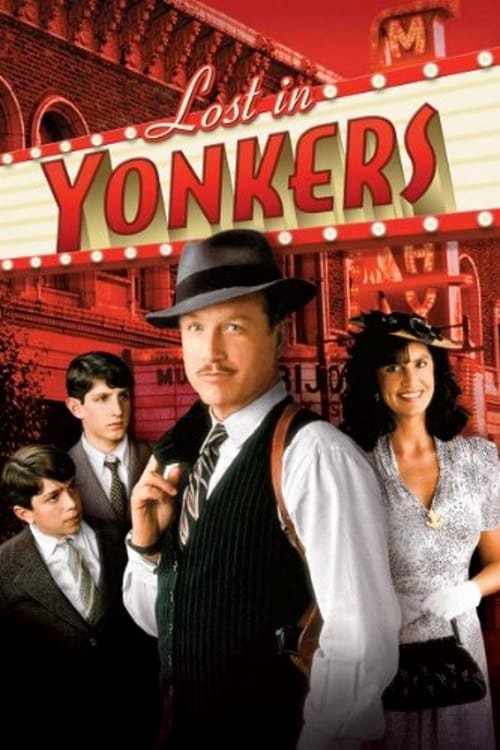 Lost in Yonkers - Movie Poster
