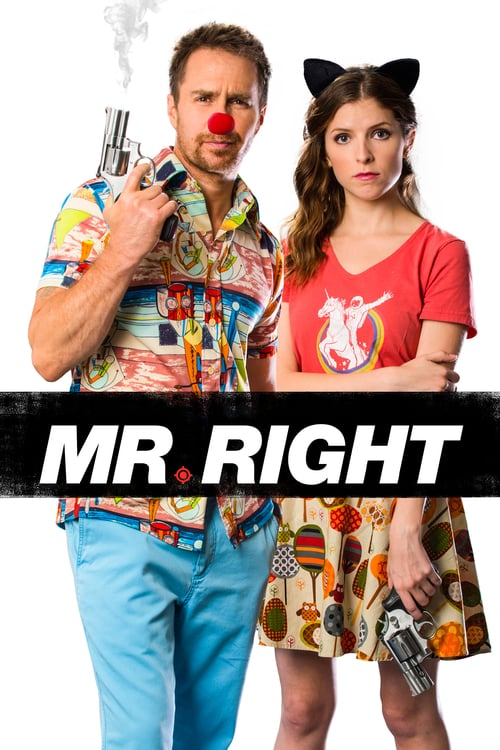 Mr. Right - Movie Poster