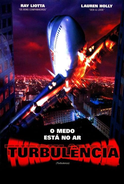 Turbulence - Movie Poster