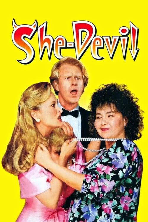 She-Devil - Movie Poster