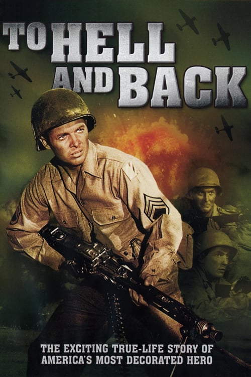 To Hell and Back - Movie Poster