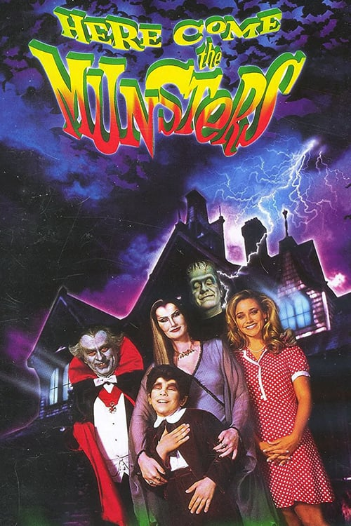 Here Come the Munsters - Movie Poster