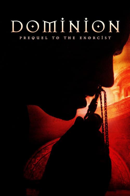 Dominion: Prequel to the Exorcist - Movie Poster