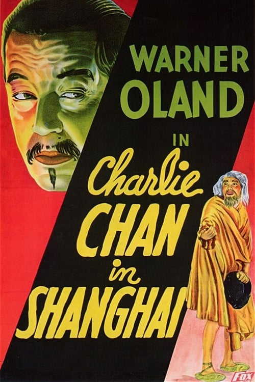 Charlie Chan in Shanghai - Movie Poster